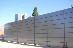 Noishield FS Acoustic Barrier Wall
