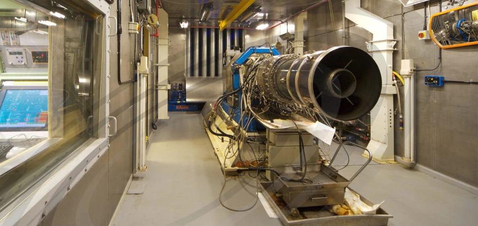 Aero Engine Test Cell