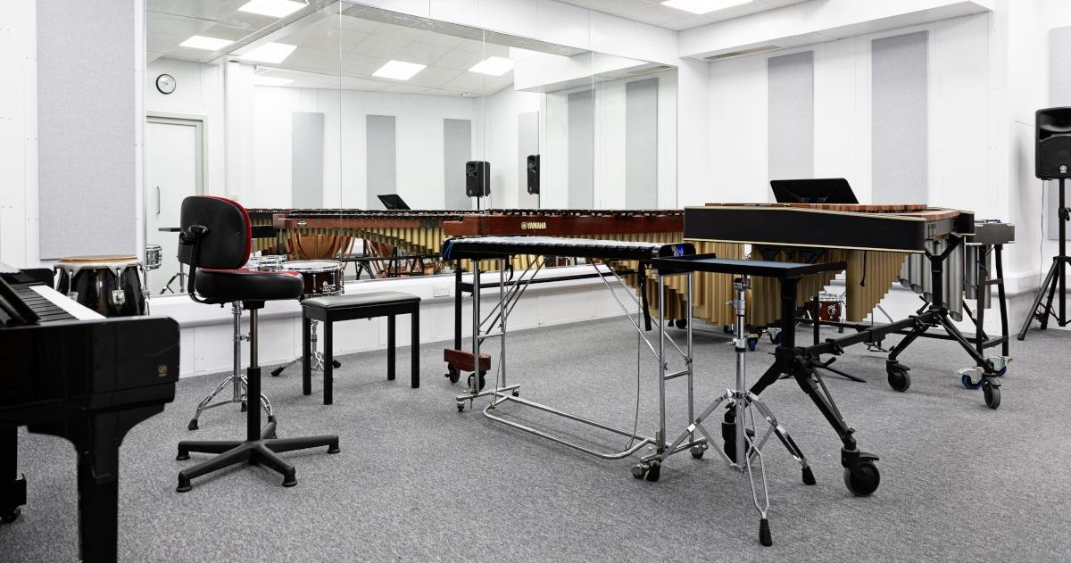 Music Practice Rooms Iac Acoustics