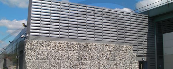 Industrial Acoustic Barriers