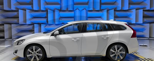 Vehicle Anechoic Testing